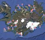 Verbringe 8 Tage und 7 Nächte in Island mit dieser Selbstfahrer-Tour über die Ringstraße und den Goldenen Kreis.