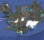 Voyage hiver de 14 jours   Islande en profondeur et aurores boréales