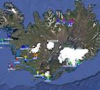 8-tägiges Winter-Reisepaket | Süd- & Westisland mit Eishöhle