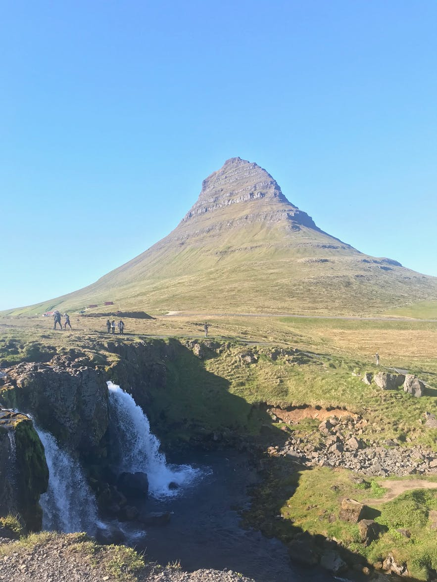Два дня приключений по «Исландии в миниатюре», полуострову Снайфелльснес