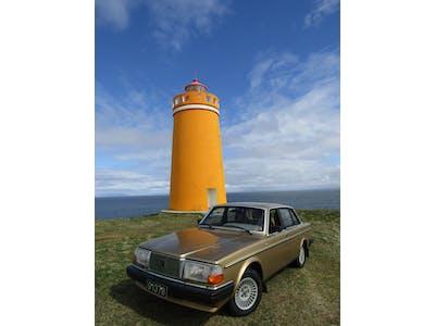 Volvo 262GL Classic Car 1984