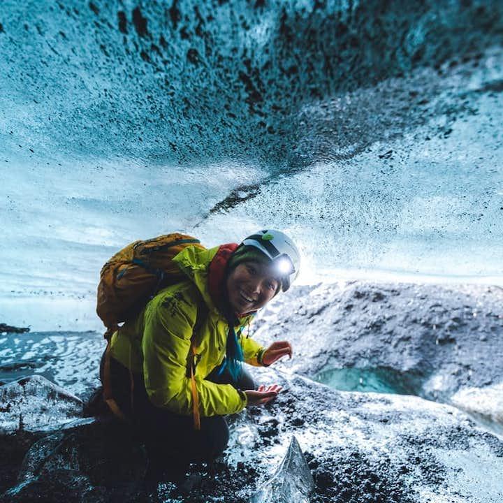 남부해안 및 카틀라 빙하동굴