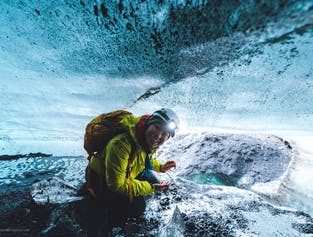 South Shore and Katla Ice Cave