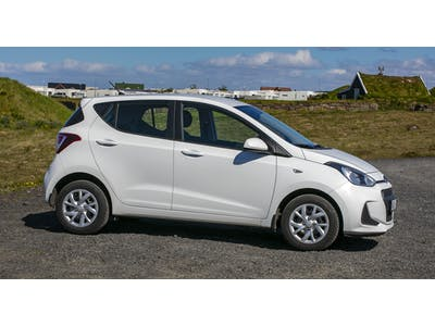 Hyundai i10(A) 2015