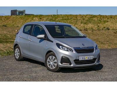 Peugeot 108 2016
