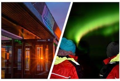 Rejs na zorzę polarną   Wystawa poświęcona Aurorze Borealis