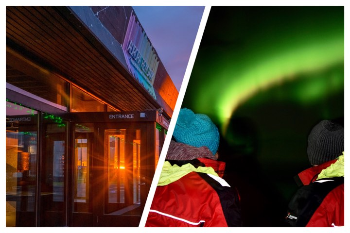 Reykjavík Northern Lights Cruise & Aurora Exhibition