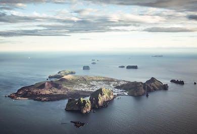 Volcanic Westman Islands