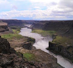 Geology tour: Jökulsárgljúfur