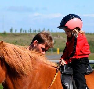 Children's Horse Riding Tour
