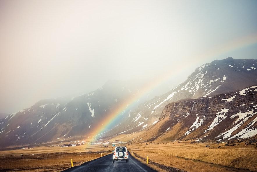 アイスランドでの移動手段