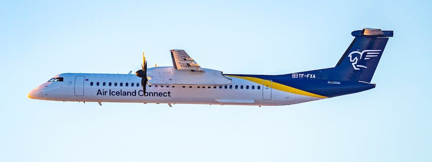 Air Iceland Connect is the domestic air service that operates throughout Iceland