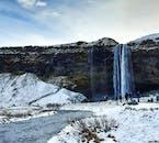 Skógafoss is an impressive waterfall on Iceland's South Coast