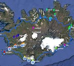 On this 11 Day Self Drive Tour around Iceland you will take in the entire Ring Road and Snaefellsnes Peninsula while having plenty of time at night to hunt for the Northern Lights.