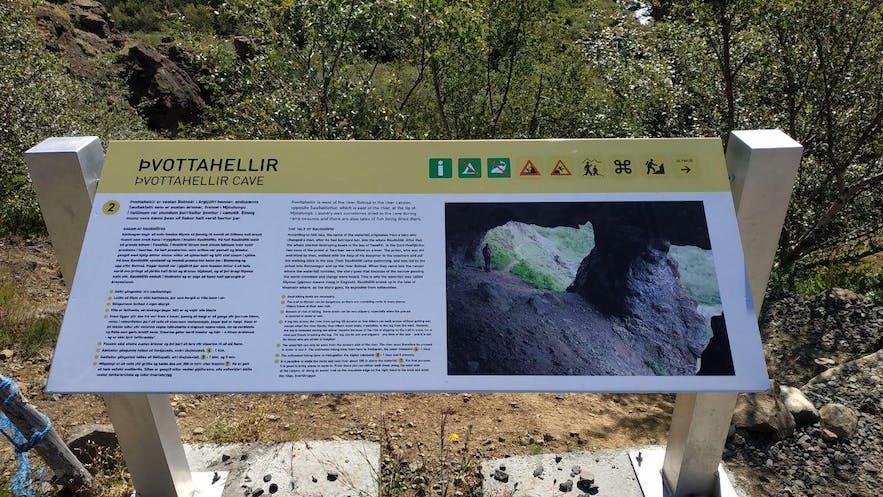 Cueva de Þvottahellir