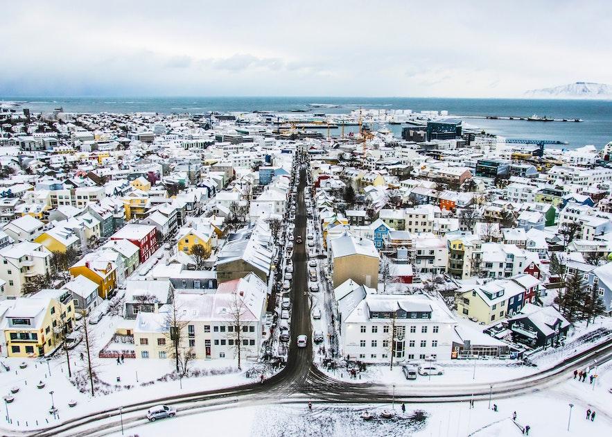 冰島最值得一遊的16大城市、小鎮和漁村