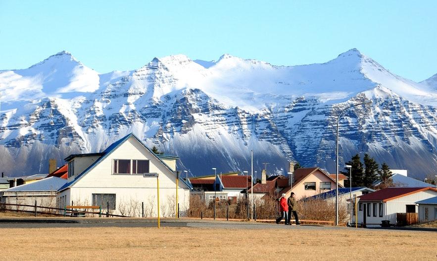 冰島龍蝦鎮 Hofn