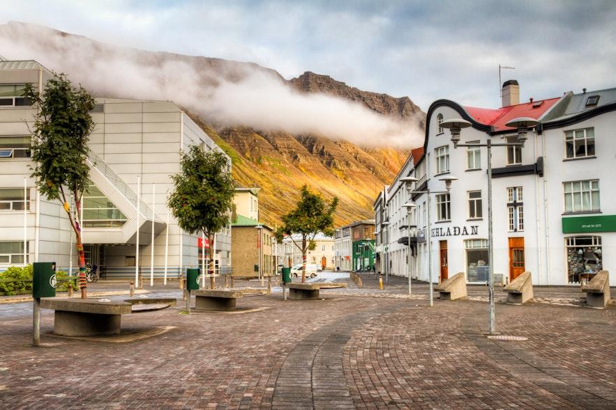 冰島西峽灣伊薩菲厄澤,Ísafjörður