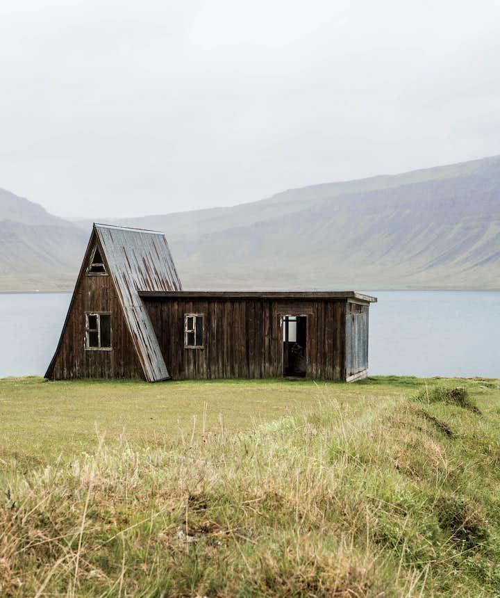 冰島夏季參加Local Tour 遊覽西峽灣