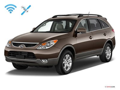 Hyundai Veracruz 4x4 Automatic 2012