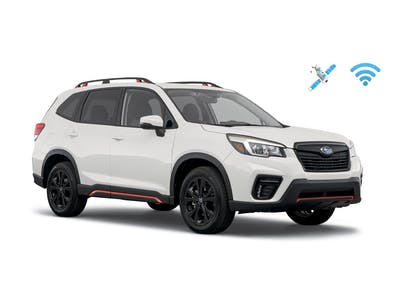 Subaru Forester Luxury 4x4 Automatic 2019