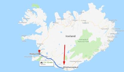 아이슬란드 솔헤이마요쿨 빙하 하이킹.jpg