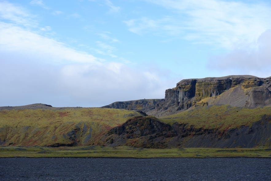 아이슬란드 날씨는 금새 해가뜨고 맑았다가 흐려지기도 한다