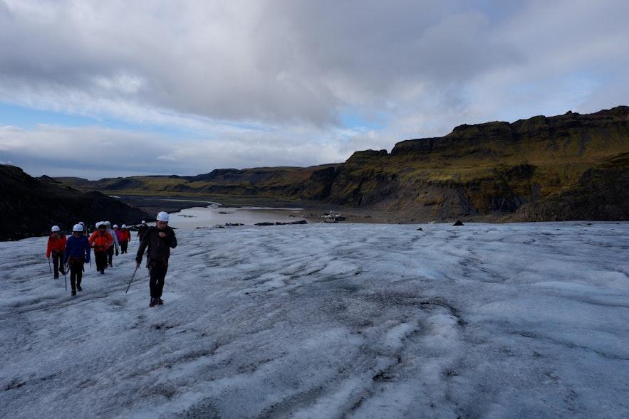 빙하하이킹은 아이슬란드 필수 투어!