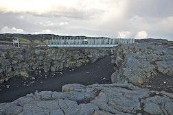 Sandvík & Kontinentalbrücke