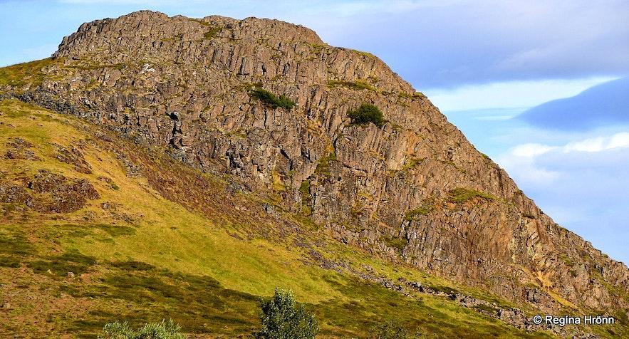 Tungustapi in Sælingsdalur West Iceland
