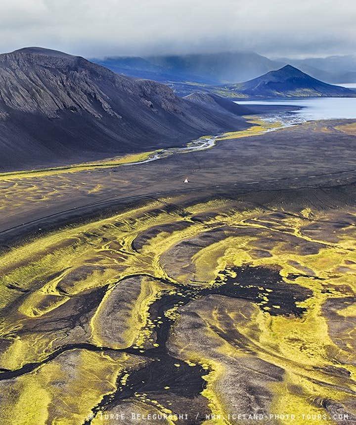 大自然を満喫!アイスランドのハイキングコース情報