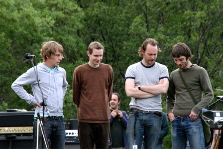 Sigur Rós band members - Wikimedia Commons: Shimelle Laine