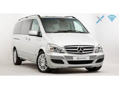 Mercedes Vito 4x4 Auto 6 Seats 2011