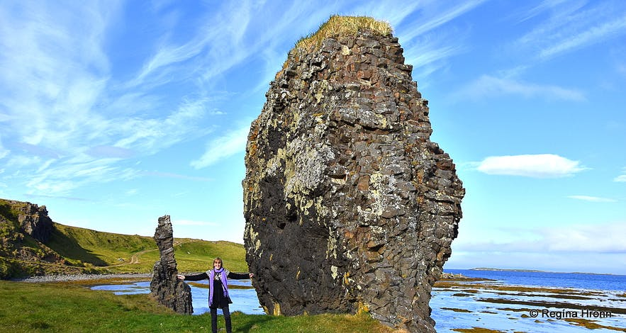 The 3 Trolls who wanted to separate the Westfjords from the Mainland of Iceland - Icelandic Folklore