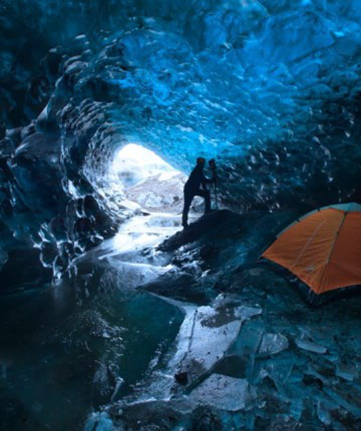 冰岛自然百科|各大火山熔岩洞穴哪个值得去