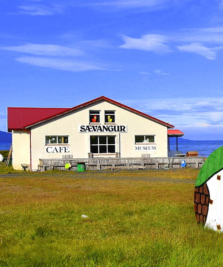 3 Days of fun at Kirkjuból and the Sheep Farming Museum at Strandir in the Westfjords of Iceland