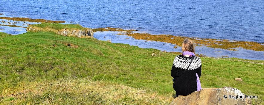 Regína by Kastalinn - the Castle, an elf-location in Iceland