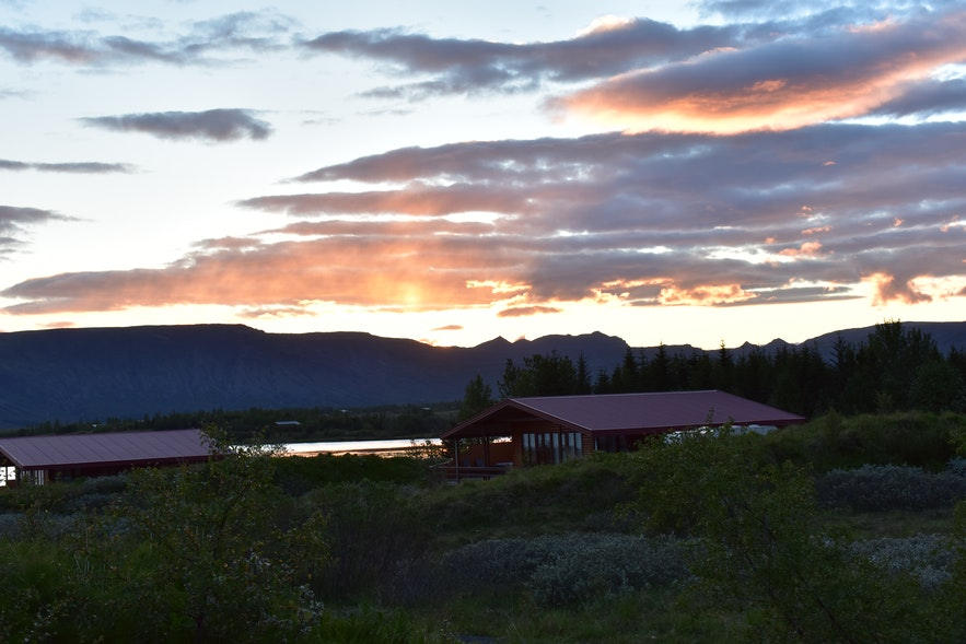 Sommerhaus im Süden Islands.