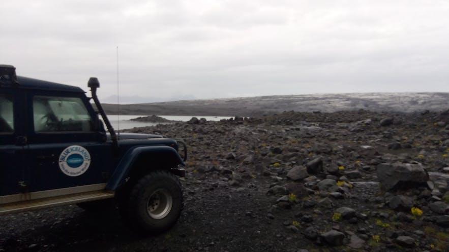 Nuestro súper jeep