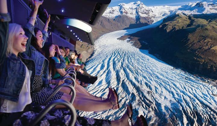 FlyOver Iceland|アイスランドの絶景が見渡せる疑似遊覧飛行体験