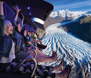 Niepowtarzalny FlyOver Iceland | Bilet wstępu