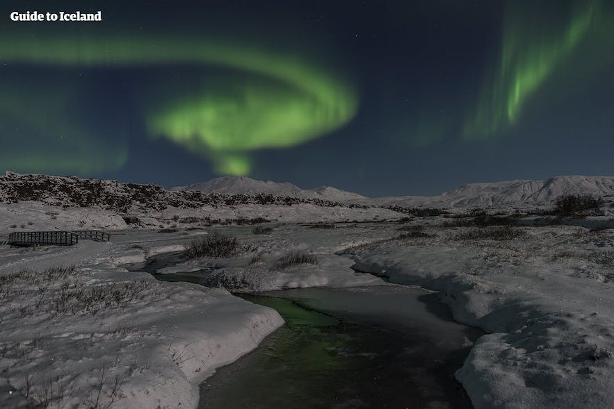 Will you see the auroras during your time in Iceland?