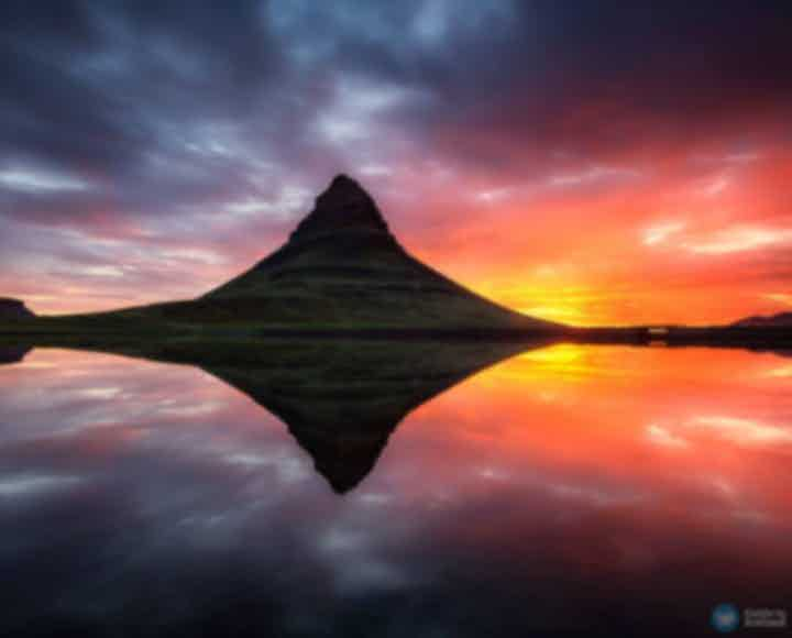 ธรรมชาติในประเทศไอซ์แลนด์