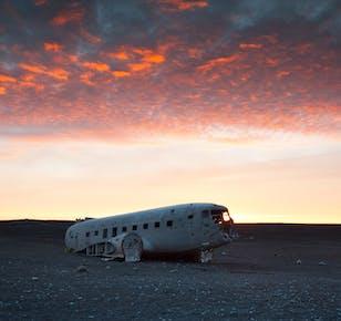 รถรับส่งไปซากเครื่องบิน DC-3