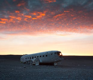 Шаттл к месту крушения самолета DC-3
