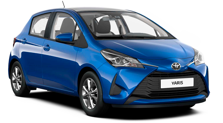 Toyota Yaris - FREE Extra driver - 2019 - 2020