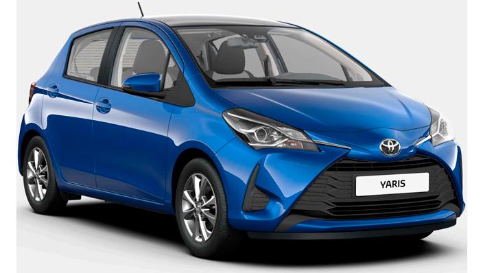 Toyota Yaris - FREE Extra driver - 2020