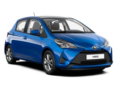 Toyota Yaris A- Extra driver included  2019