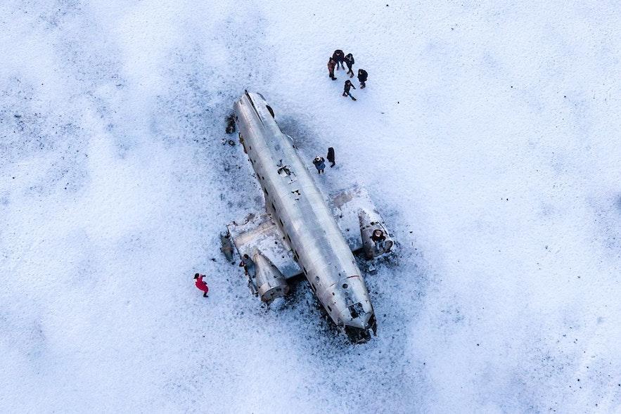 冰島南岸景點DC三飛機殘骸