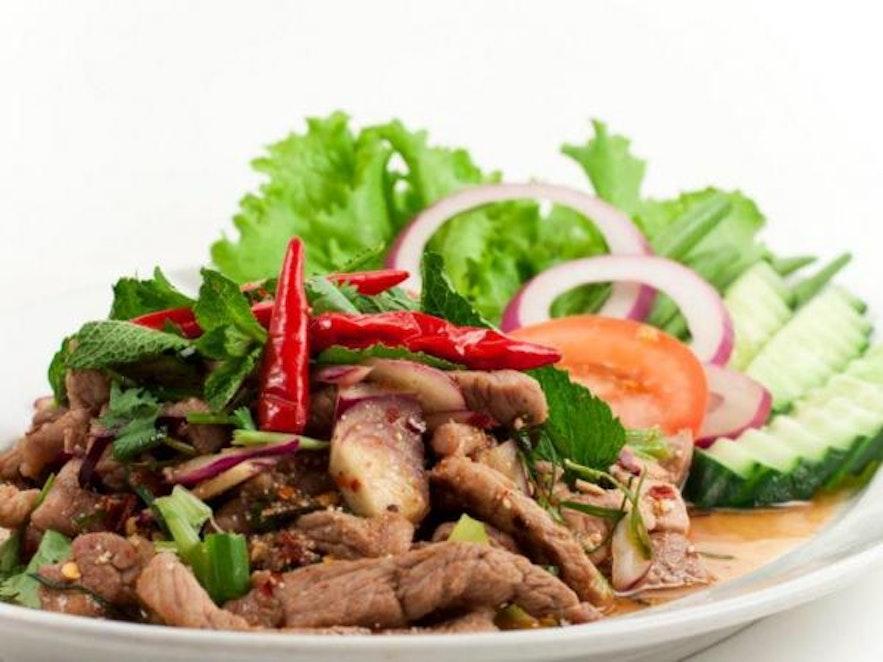 冰島泰國快餐推薦 Krua Thai